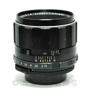 PENTAX Super-Takumar 85mm f1.9