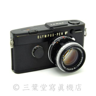 【FVカスタムモデル!】OLYMPUS PEN-FT Black + G.Zuiko Auto-S 40mm f1.4