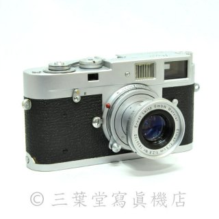 Leica M2 + M Elmar 50mm F2.8