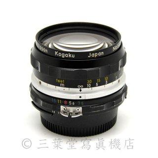 【Aiカスタム済み!】Nikon Nikkor-Auto 28mm F3.5