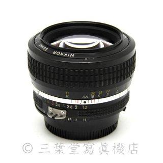 Nikon Ai NIKKOR 50mm F1.2