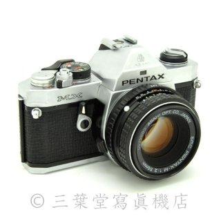 PENTAX MX + smc PENTAX-M 50mm F2