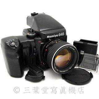 Mamiya 645 Pro + MAMIYA-SEKOR C 80mm f1.9
