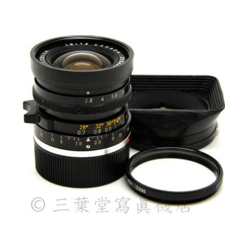 Leica ELMARIT 28mm F2.8 2nd(M)
