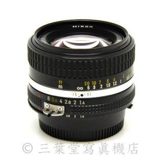 Nikon Ai-S NIKKOR 50mm F1.4