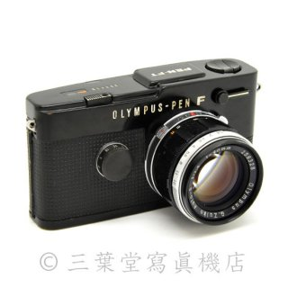 OLYMPUS PEN-FT Black