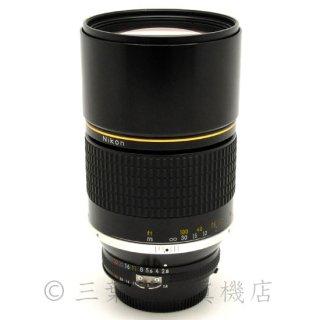 Nikon Ai-S NIKKOR ED 180mm F2.8