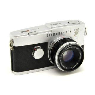 OLYMPUS PEN F + F.Zuiko Auto-s 38mm f1.8