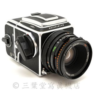 HASSELBLAD 503CX + CF Planar 80mm f2.8 T* + A-12