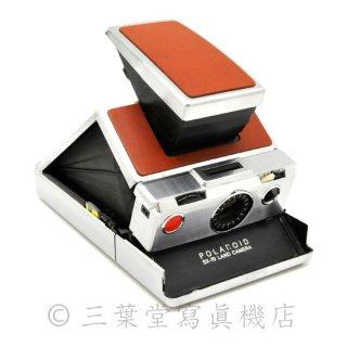 【600カスタム&革貼り替え済み!】<br>Polaroid SX-70 1st model 前期