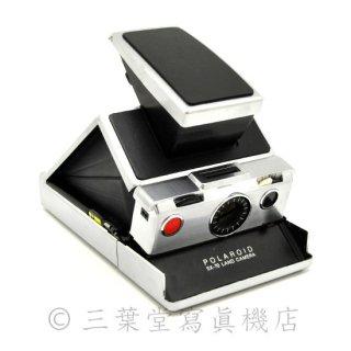 【革貼り替え済み】<br>Polaroid SX-70 1st model 前期