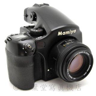 Mamiya 645 AF D + AF 80mm f2.8