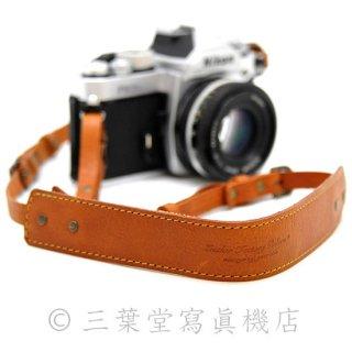ROBERU オイルレザーカメラストラップ(全4色)