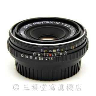 PENTAX smc PENTAX-M 40mm f2.8