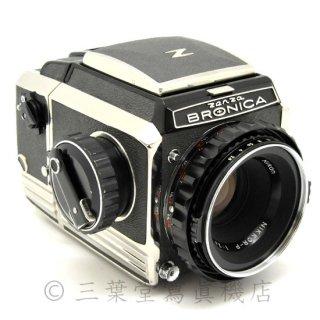 Bronica S2 + NIKKOR-P 75mm f2.8