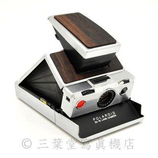 Polaroid SX-70 1st model 前期 ローズウッド