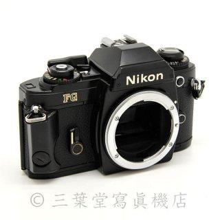Nikon FG black