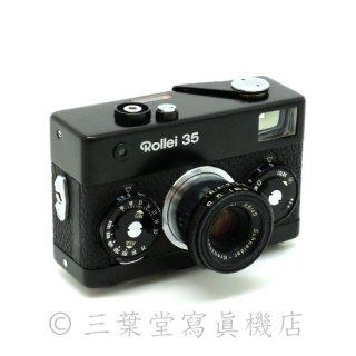 Rollei35 Black Xenar