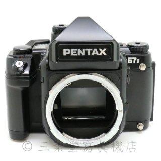PENTAX 67II AEファインダー