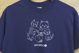 ガレジョ猫Tシャツ【限定レア品】少量入荷