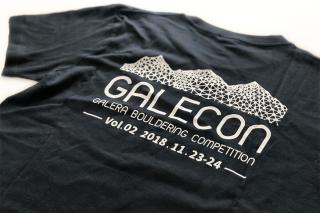 ガレコン02 Tシャツ【在庫限りで登場!】