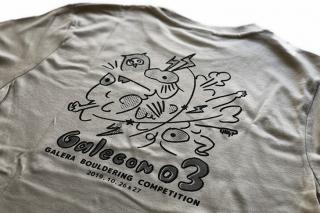 ガレコン03 Tシャツ【S・M・L在庫あり〼!】