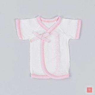 短肌着<ピンク>