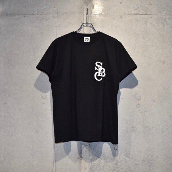 メンズ センターロゴ Tシャツ