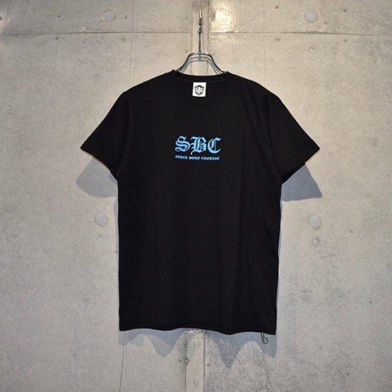 メンズ バックショルダーロゴ Tシャツ