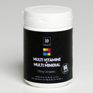 TEN VITAMIN&MINERAL