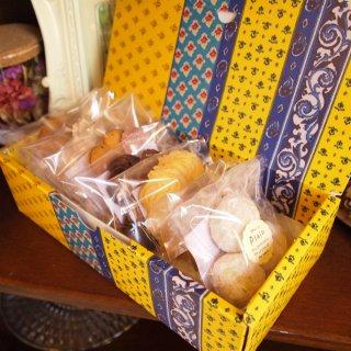 幸せの黄色いBOX(焼き菓子)