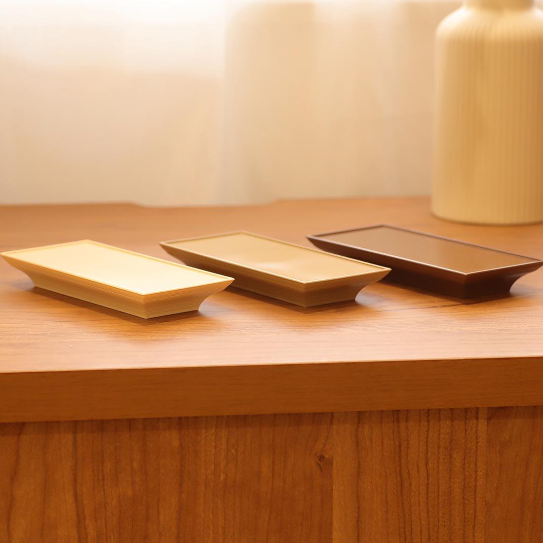 ことり 仏器膳 4.5寸 ナチュラル(全3色)