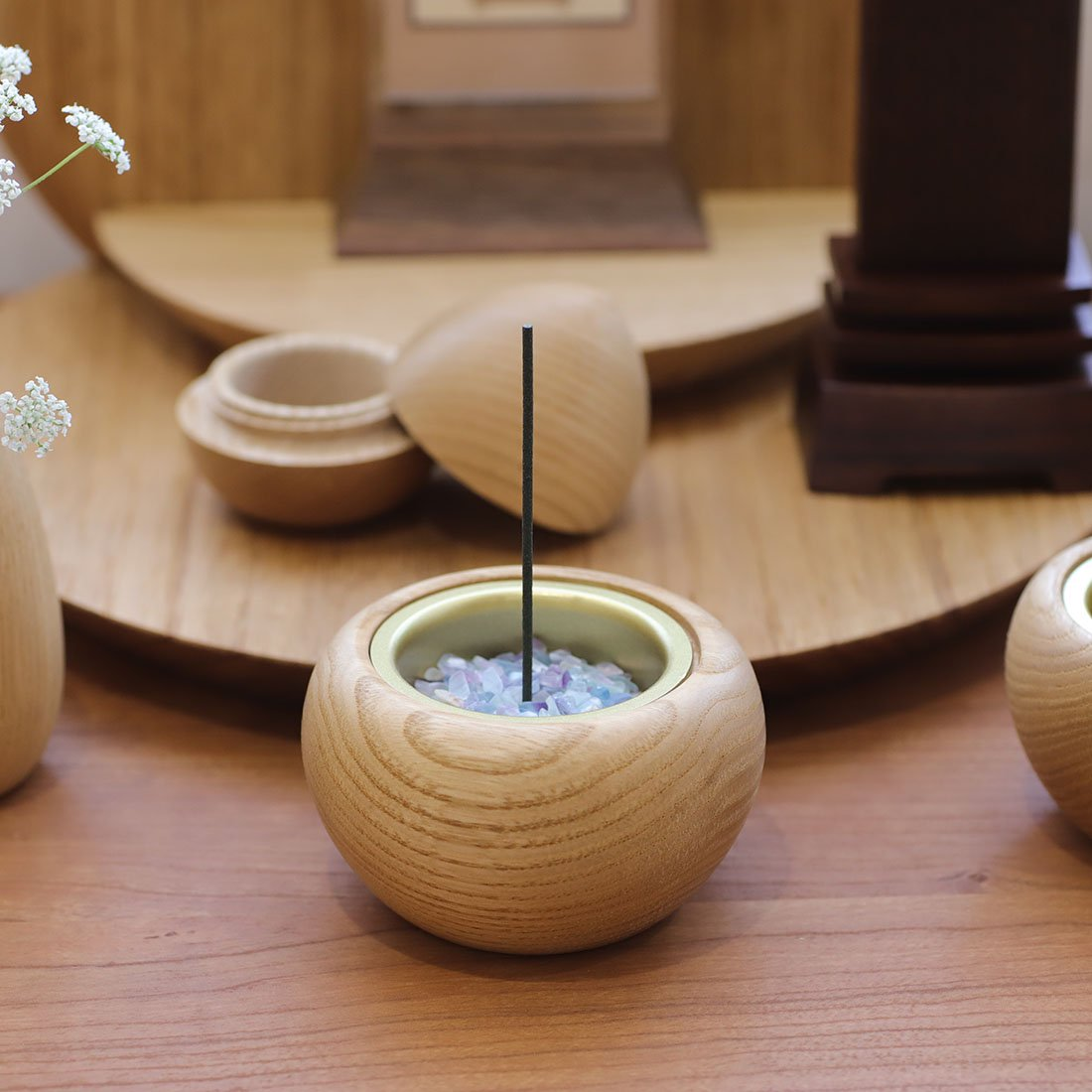 香炉石(フローライト)