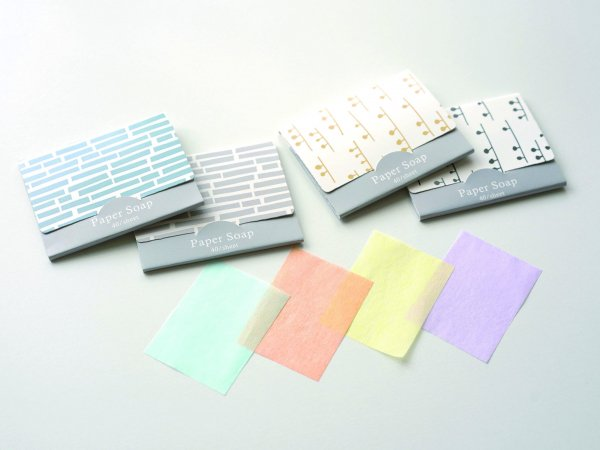 Hyva 紙せっけん 40枚入り (日本製)