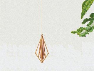 Kito 木製オーナメント  ドロップ(リトアニア製)