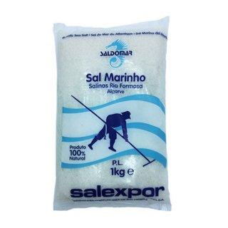 Saldomar ナトゥラル(天日塩) 1kg/粗塩タイプ