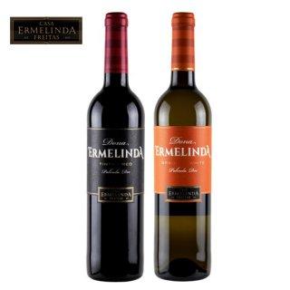 【ポルトガルワイン】ドナエルメリンダ赤・白セット