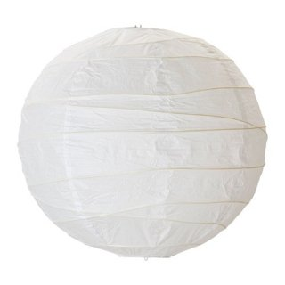 IKEA イケア ペンダントランプシェード ホワイト 00172789 REGOLIT