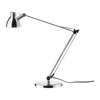 IKEA イケア ワークランプ ニッケルメッキ 00304742 ANTIFONI
