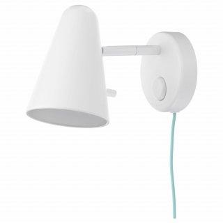 IKEA イケア ウォールランプ ホワイト z80381604 FUBBLA