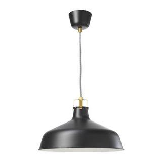IKEA イケア ペンダントランプ ブラック z60390954 RANARP