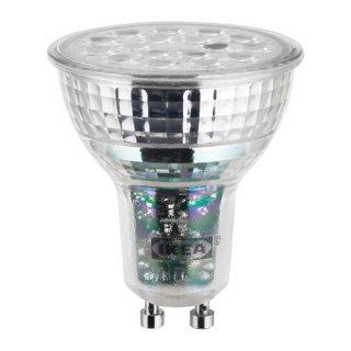 IKEA イケア LED電球 GU10 600ルーメン 色温度調光 調光対応 z30363235 LEDARE