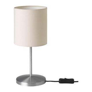 IKEA イケア テーブルランプ ベージュ z60373228 INGARED