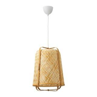 IKEA イケア ペンダントランプ 竹 n20407131 KNIXHULT