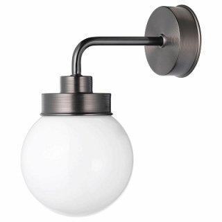 IKEA イケア ウォールランプ ブラック 直径14cm n20431640 FRIHULT