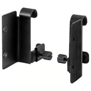 IKEA イケア スピーカーフック, ブラック n30444326 SYMFONISK