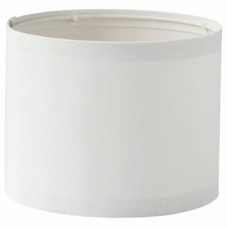 IKEA イケア ランプシェード ホワイト n70405375 RINGSTA
