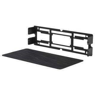 IKEA イケア スピーカー用ウォールブラケット, ブラック n90438172 SYMFONISK