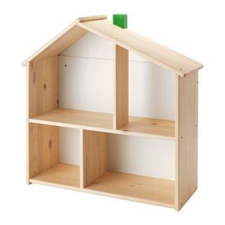 IKEA イケア ドールハウス ウォールシェルフ a70296965 FLISAT