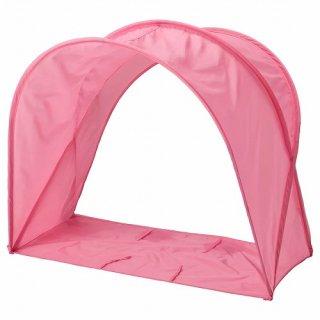 IKEA イケア ベッドテント ピンク c60332469 SUFFLETT